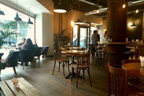 Rebel Café, lo nuevo de la calle Ponzano