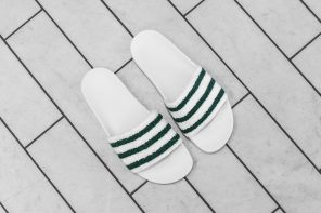 Las chanclas Adidas Adilette vienen a conquistar el verano 2017