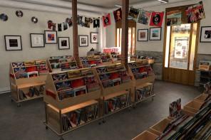 Beefeater Record Store, un trocito de música llegado desde Londres