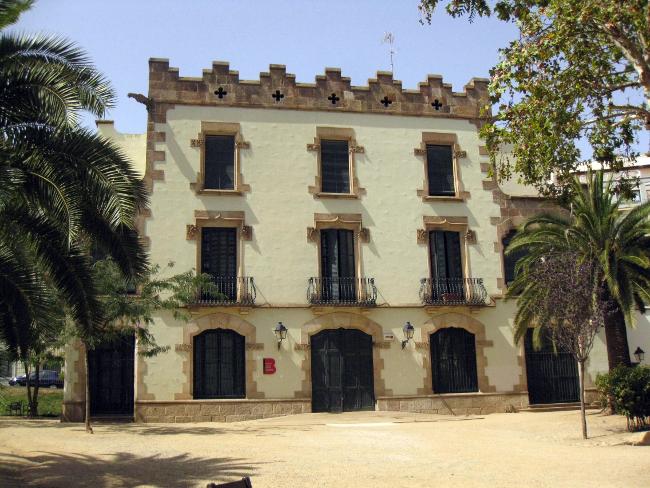 Centre Civic Casa Sagnier Barcelona