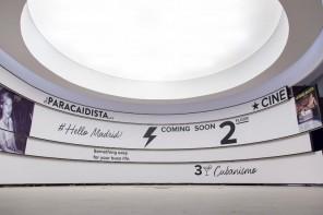 El Paracaidista Movie Club, el nuevo cine de Malasaña.