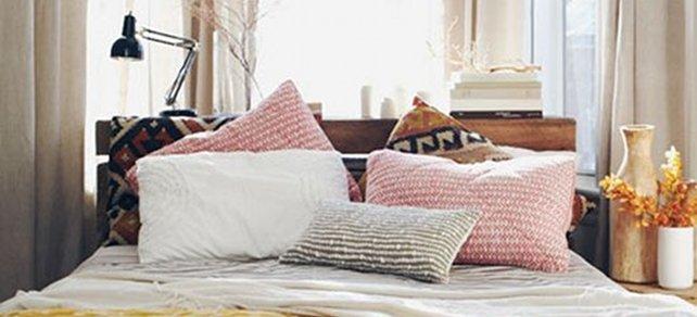 Habitaciones peque as c mo decorarlas en cultura hipster for Habitaciones pequenas aprovechar espacio