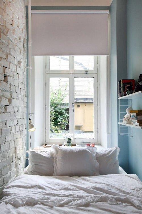 Habitaciones pequeñas cómo decorarlas 10