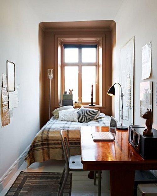 Habitaciones pequeñas cómo decorarlas 12