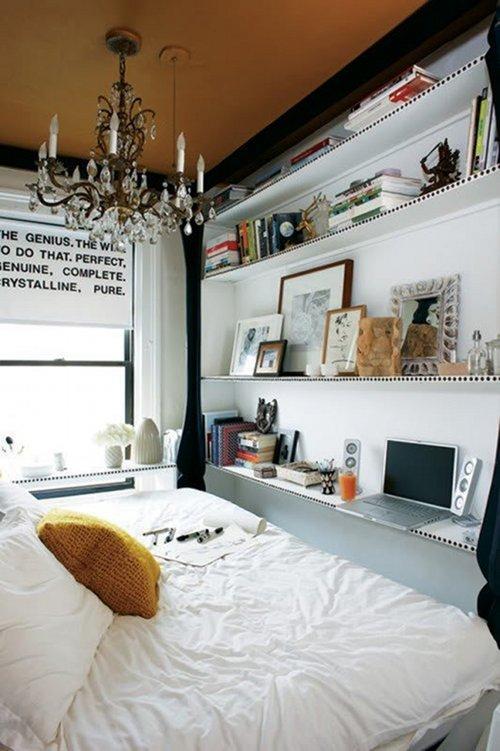 Habitaciones pequeñas cómo decorarlas 2