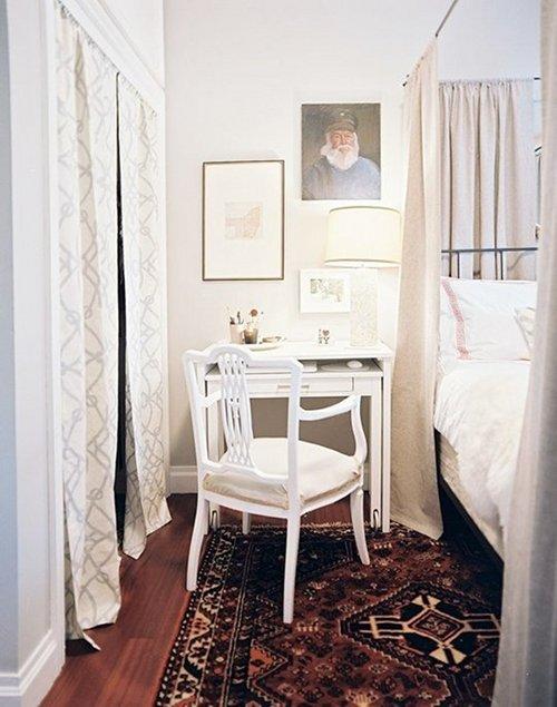 Habitaciones pequeñas cómo decorarlas 3