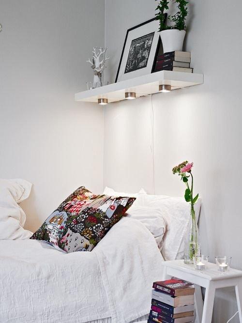 Habitaciones pequeñas cómo decorarlas 4