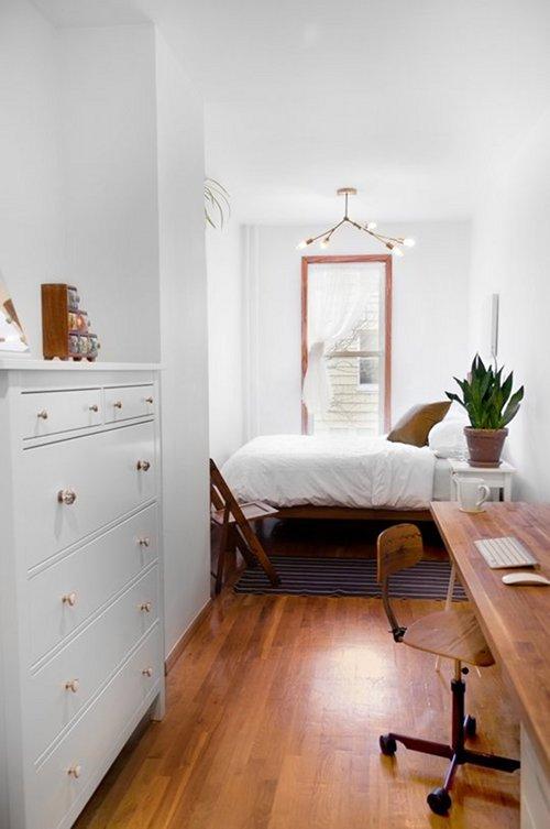 Habitaciones pequeñas cómo decorarlas 8