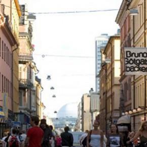 Södermalm, el barrio hipster de Estocolmo