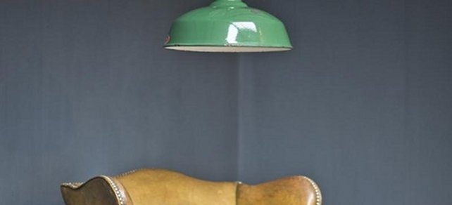 Lámparas industriales retro-portada