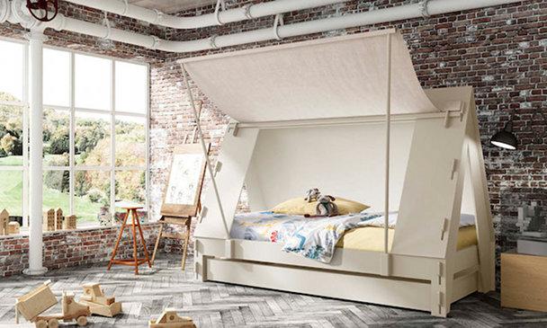 Las habitaciones infantiles para los hijos de padres hipster-4