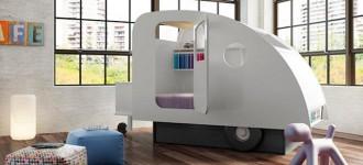 Las habitaciones infantiles para los hijos de padres hipster-5
