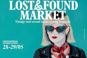 Lost & Found Market prepara su tercera edición en Madrid