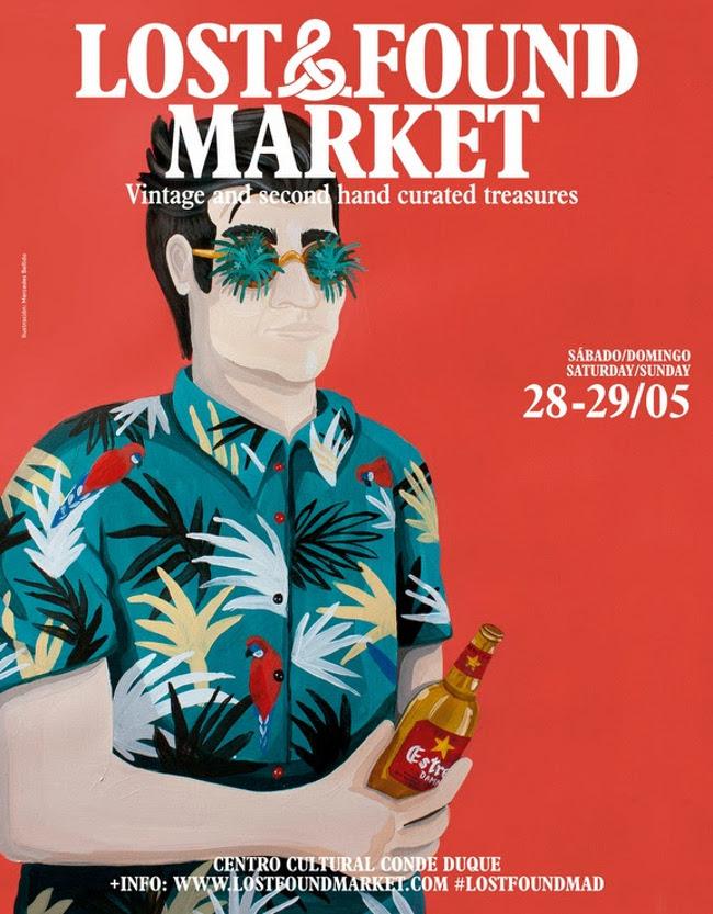 Lost & Found Market celebra su tercera edición