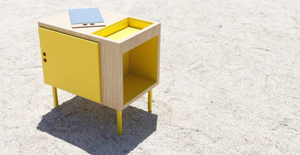 Mesas auxiliares para el salon de diseño 2