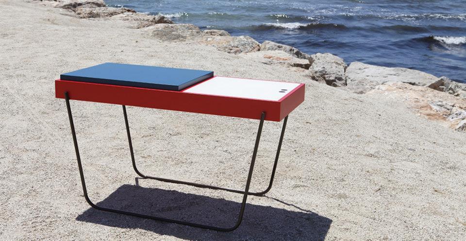 Mesas auxiliares para el salon de diseño 3