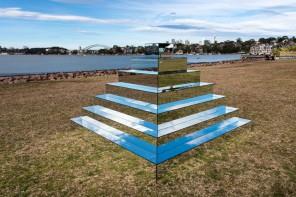 Mirrored Zigurat conectando con el séptimo cielo