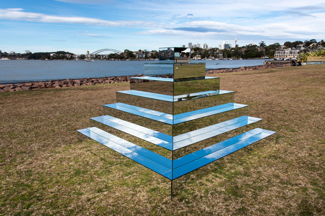 Mirrored+Ziggurat+_+Shirin+Abedinirad+_+Installation+#5