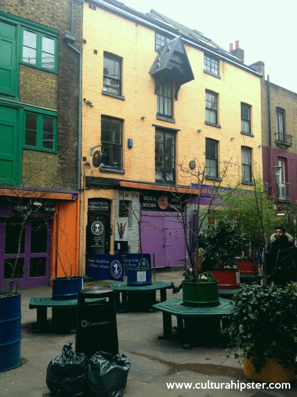 Neal's Yard-Londres-fotos