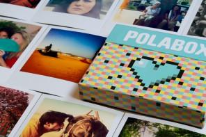Materializa tus imágenes con Polabox, el regalo para San Valentín hipster