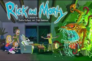 Rick y Morty o la posibilidad elevada al infinito
