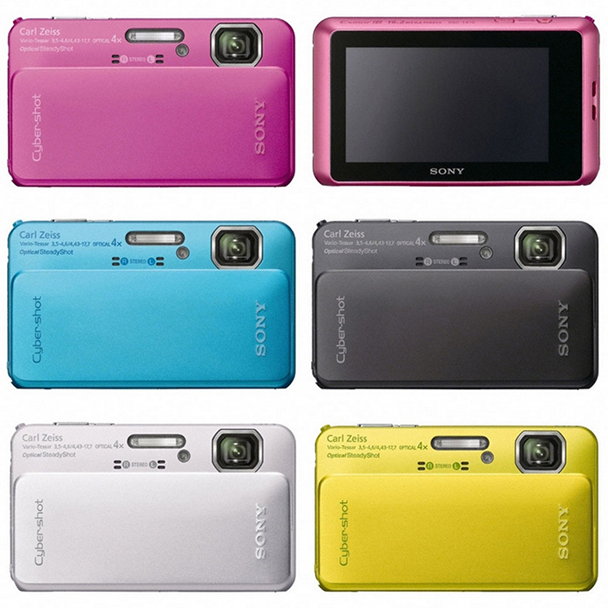 Sony Cyber-Shot Waterproof