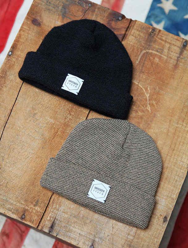 Upstate Stock guantes lana con y sin dedos-10