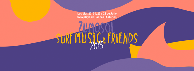 Zumosol Surf, Music and Friends