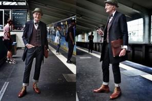 El abuelo hipster con más estilo que tú y que yo juntos