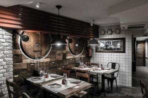 Agrobar La Finca, el nuevo concepto de sidrería en Oviedo