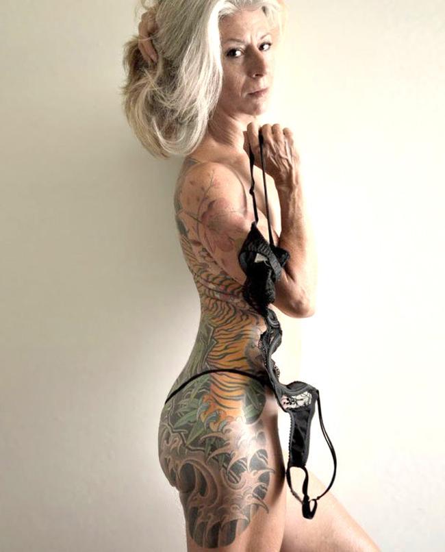 ancianos  tatuados1