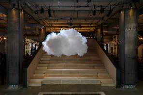 Las nubes únicas de Berndnaut Smildfe