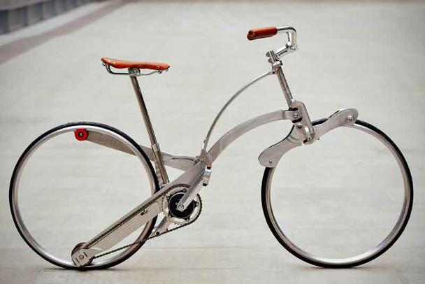 bicicletas desmontables poco peso 4