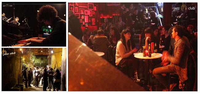 bilbao hipster haceria jazz club