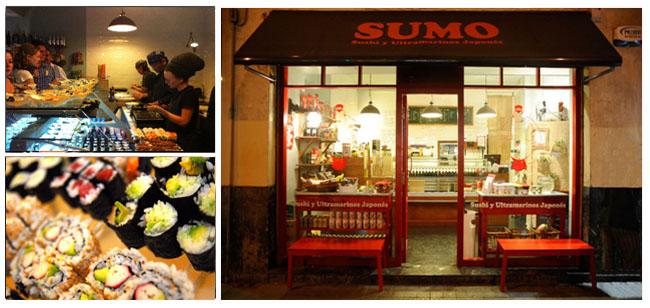 bilbao hipster sumo sushi