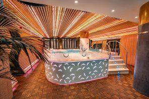 Bohemia Suites & Spa, y además restaurante y terraza en Maspalomas, Gran Canaria