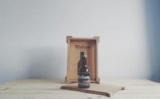 botijo mahou madrid cerveza 3