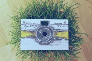 Papershoot es la cámara de fotos de papel que respeta el medioambiente
