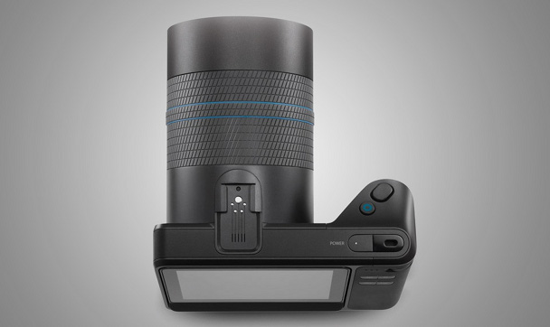 cámara campo de luz 2