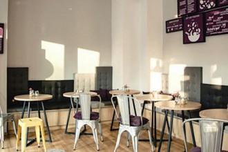 cafeteria hipster en amsterdam acai café