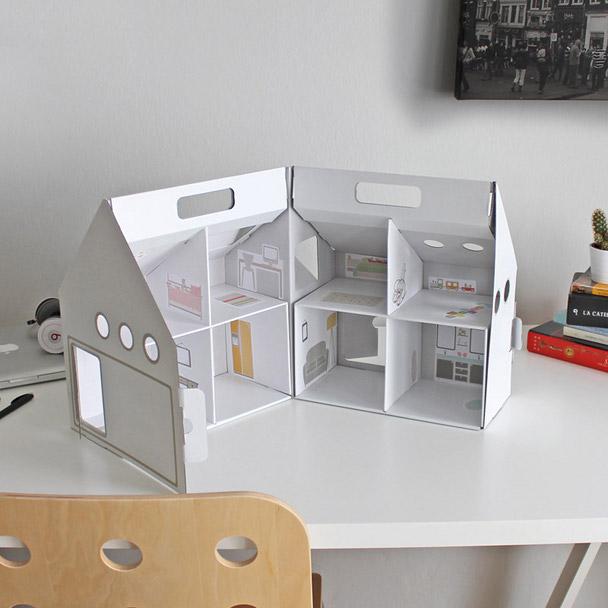 cajas de cartón para jugar 11