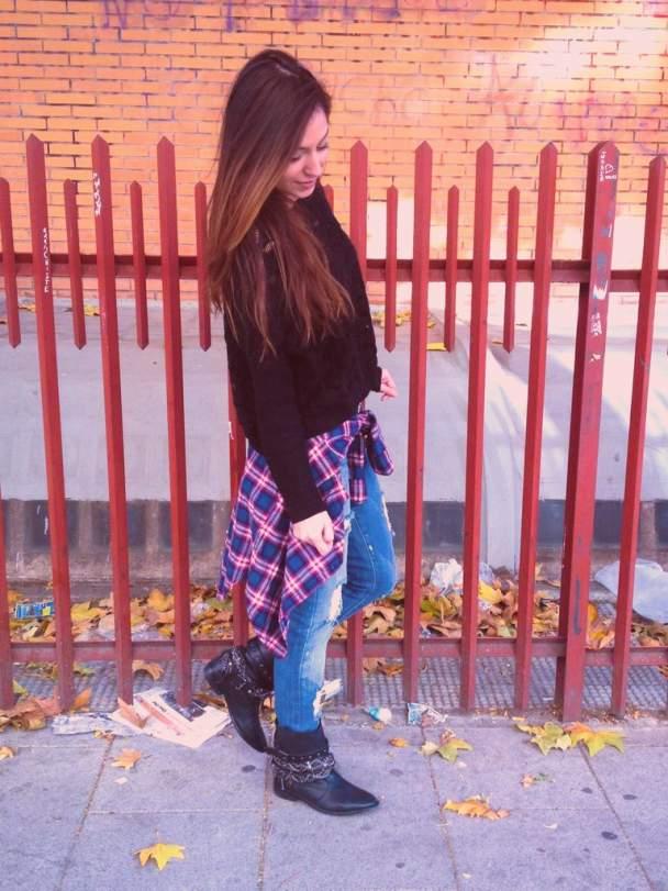 camisa-tartan-blogger-chica