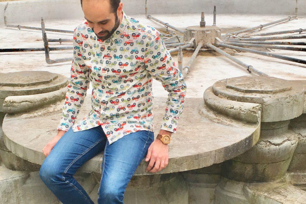 74abbbe812 Camisas para hombre y mujer de Mumy Room Madrid - en Cultura Hipster