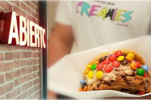 Creamies, una nueva forma de comer helado en Madrid