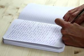 Zuadernos | los cuadernos para zurdos de Imborrable