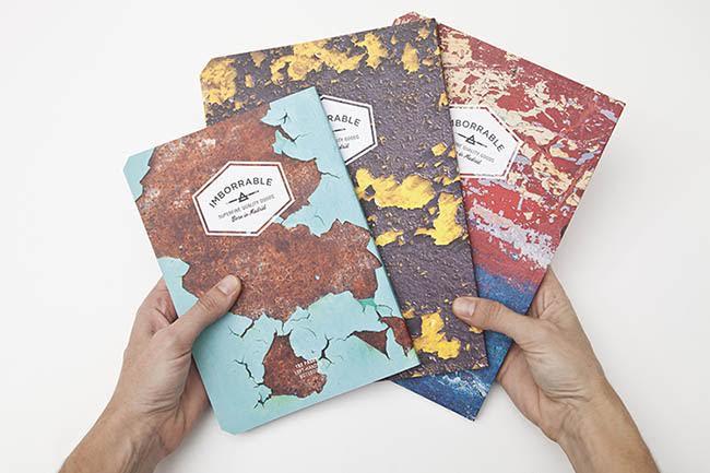 cuadernos para zurdos imborrable