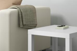 Customizar muebles de IKEA: siete opciones para la mesa LACK