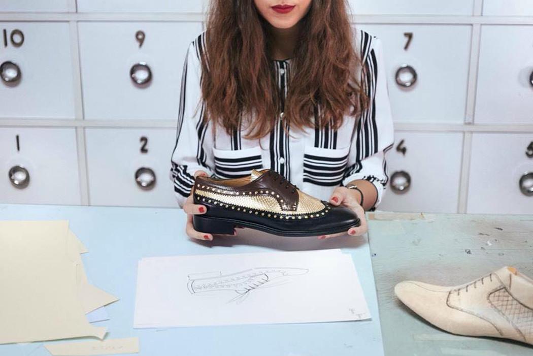 diseñadora de zapatos española ana matt