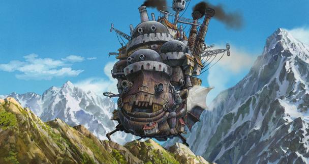 el castillo ambulante Hayao Miyazaki 2
