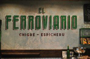 Renovarse o morir, El Ferroviario chigre-espicheru está de vuelta en Gascona, Oviedo